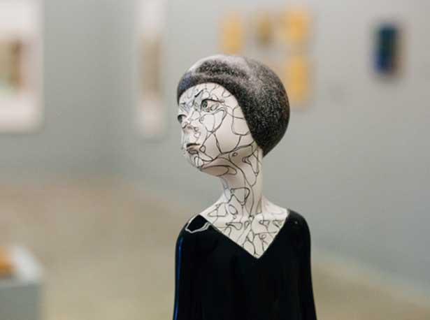art japan model black